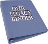 Build Your Own Legacy Binder