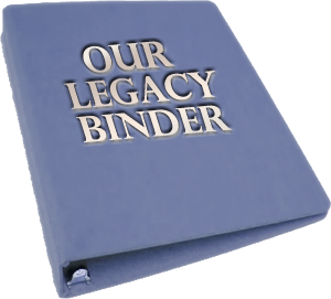 Create a Family Legacy Binder